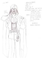 Dr. Vader by Roger-Lee