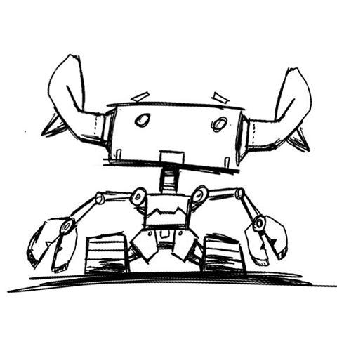 March of Robots 2016 Knockout Devistructor by NoriToy