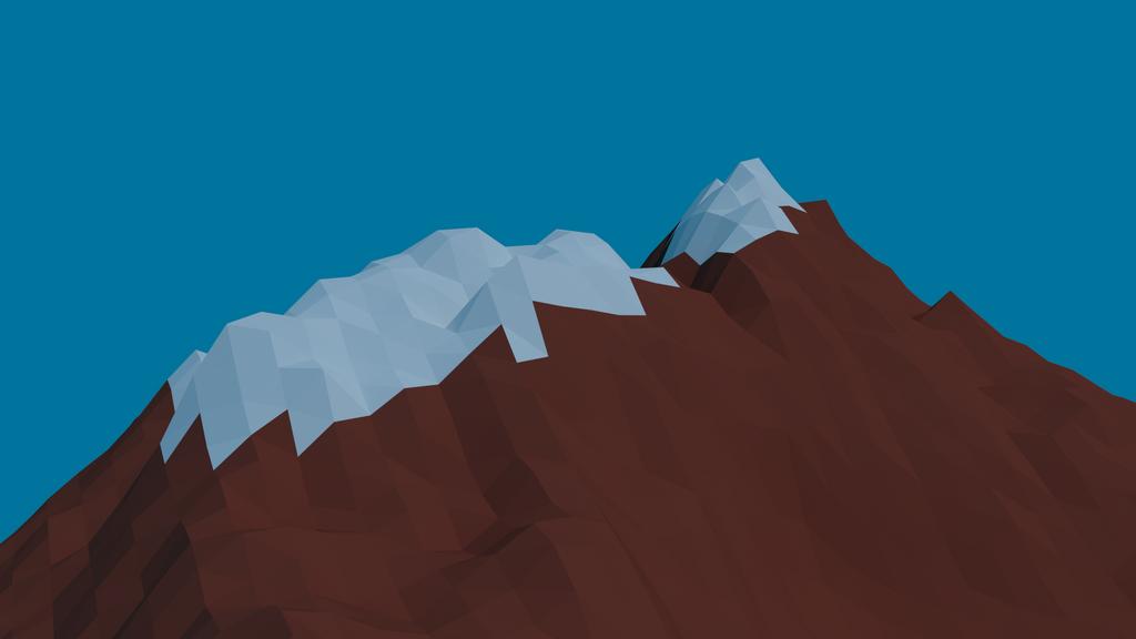 Still Peaks by alex-rus07