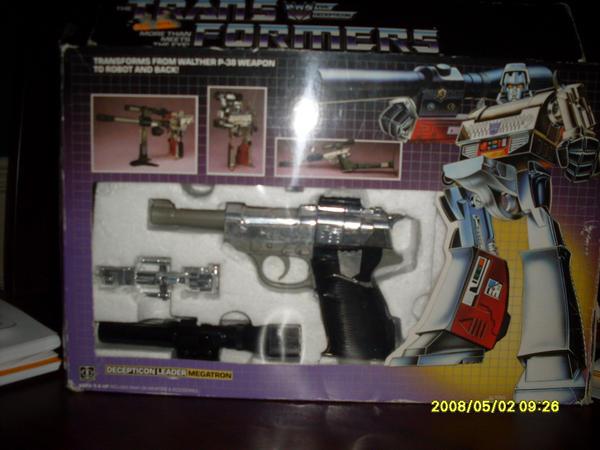 Megatron Walther P38 - The Firearm BlogThe Firearm Blog