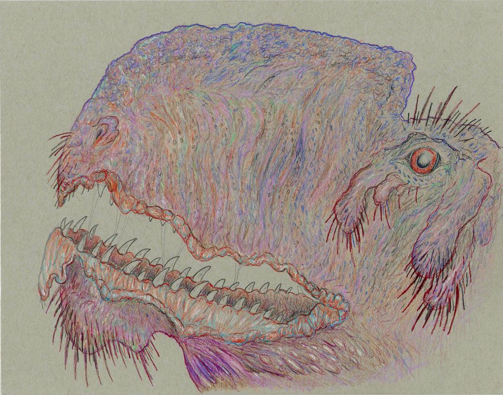SexyMonolophosaurus by NashD1