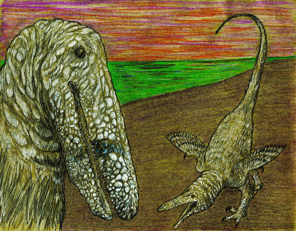 Austroraptor Drkr #3 by NashD1