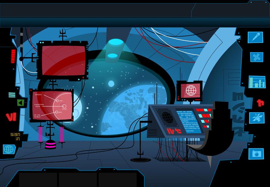 UniverseCity Spacestation by riddsorensen