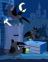Ravens by riddsorensen