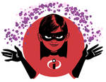 The Incredibles - Violet