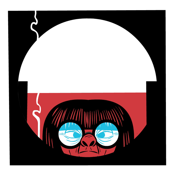 The Incredibles - Edna Mode by riddsorensen