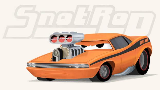 Cars - Snot Rod