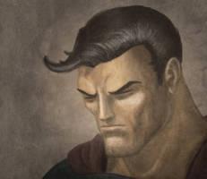 Superman by riddsorensen