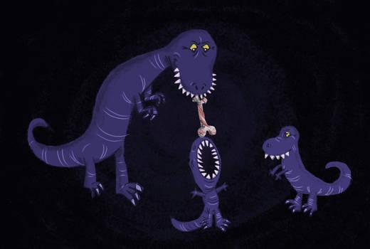Dino Family Dinner