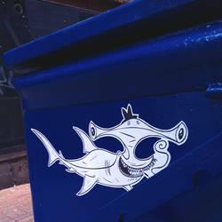 Shark Week by riddsorensen