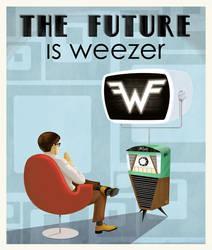 The Future Is Weezer by riddsorensen
