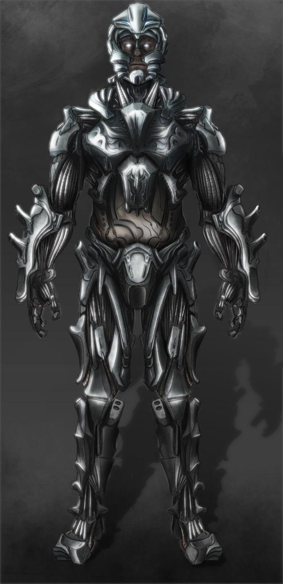 armor set by Crashmgn