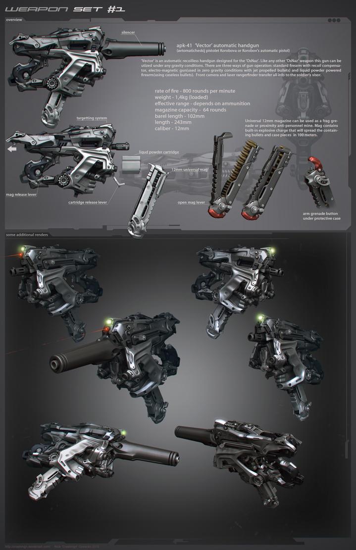 weaponset1_handgun by Crashmgn