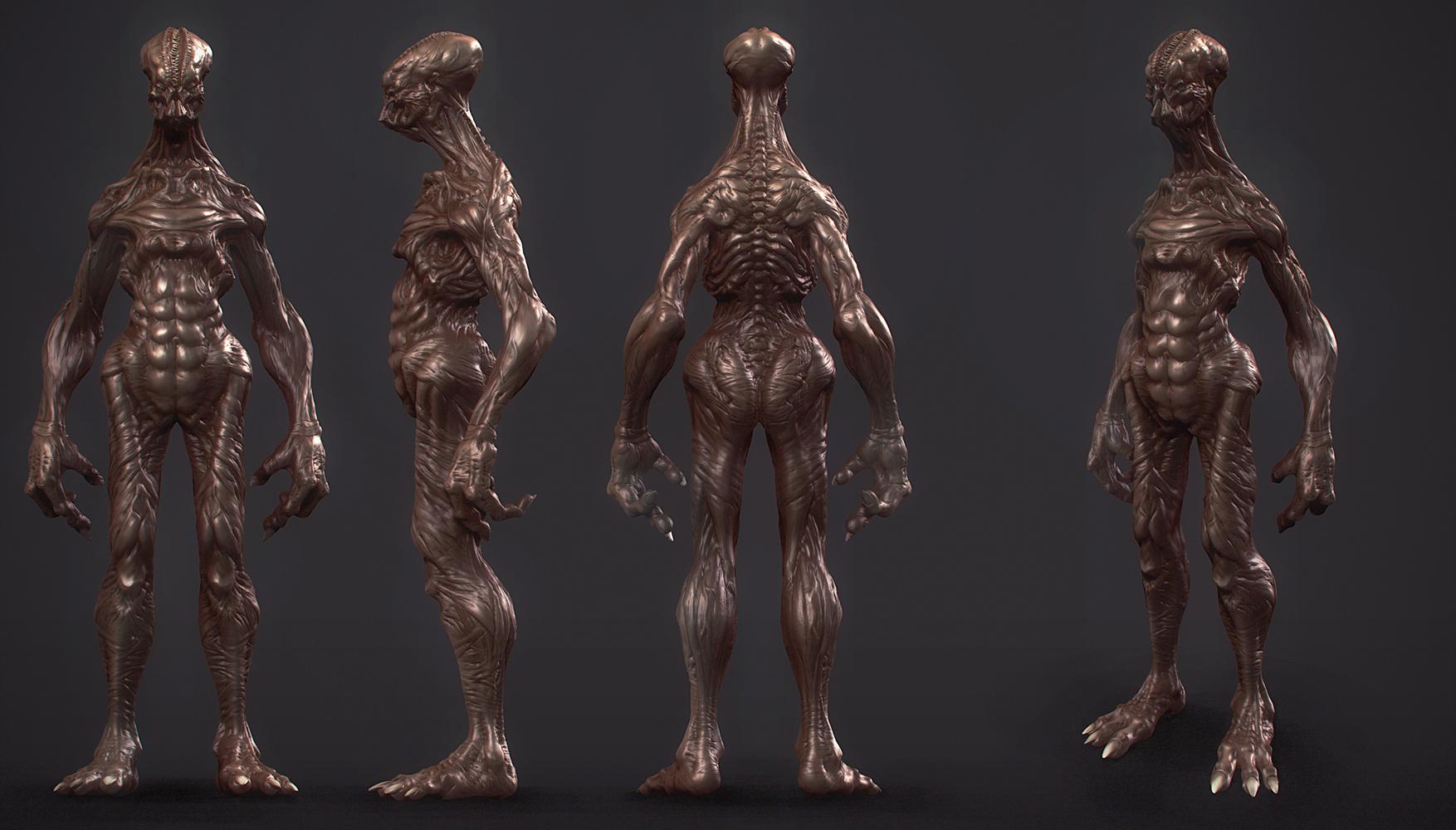 yaj modeling by Crashmgn