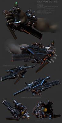 weapon set 2