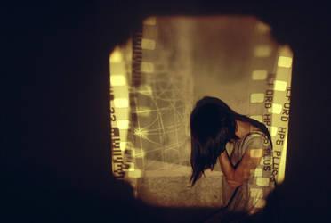 Algo sobre la tristeza. by vachi-bumbernickle