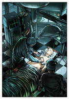 Operation Room color by TFGuillen