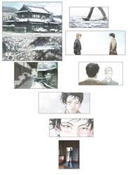 Manga Comission Comic #3