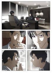 Manga Comission Comic #4