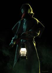 Doctor Plague - Digital Model