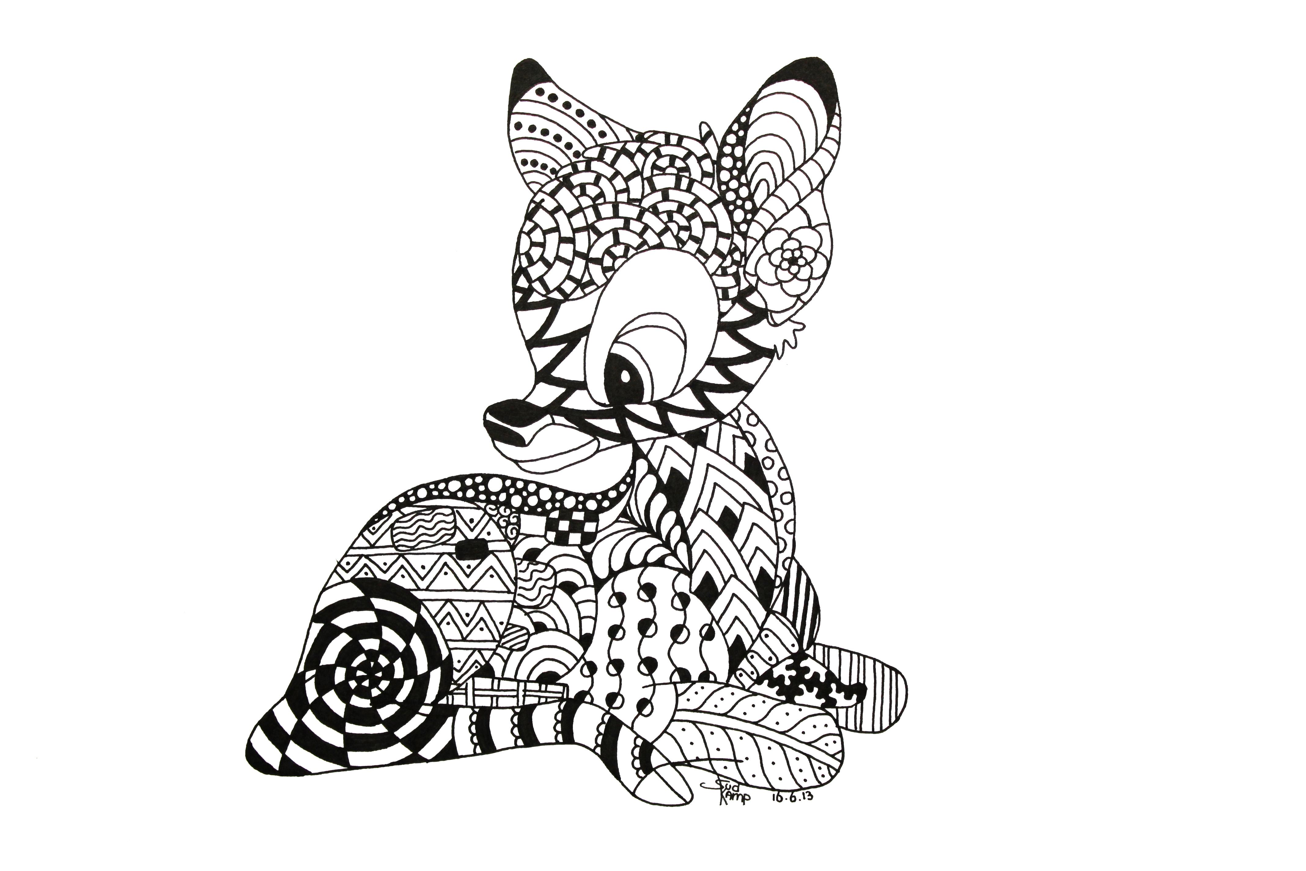 further  furthermore  furthermore  likewise  as well bambi zentangle by neverdoubtilove d69ada5 together with  also  as well  also  together with . on mandala coloring pages villages
