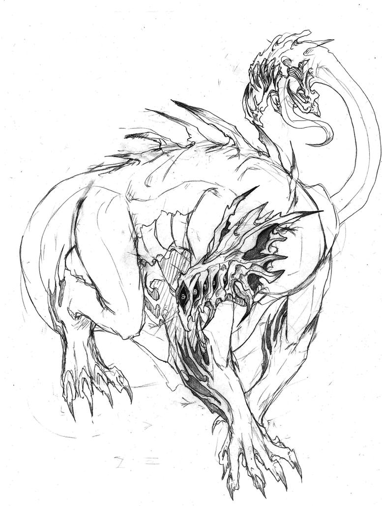 Symbiosis- Starvation by DestinyScythe