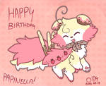 Happy Birthday Papinella!