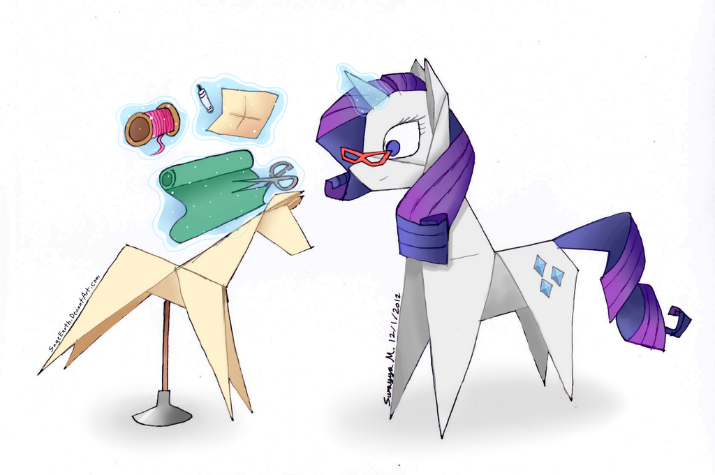 Origami by SageEarth