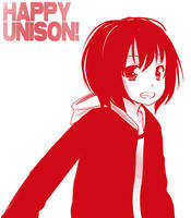 Abby - Happy Unison by Airse