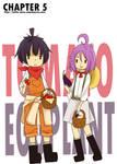 White Noise: Tomato, Eggplant