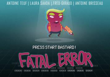 Fatal Error // main title by leloupdeshonan