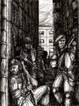 Urban Dead by Tulikoura
