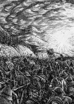 Men of Dor-Lomin, to the death