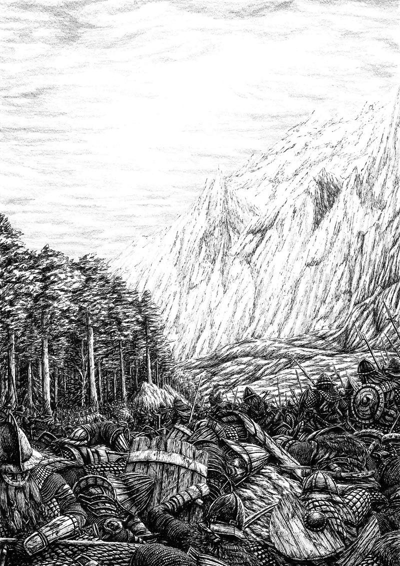 Battle of Nanduhirion, part 2