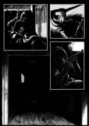 05- Ominous corridor by Tulikoura