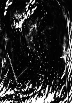 Speedpainting - Forgotten Beast Midil