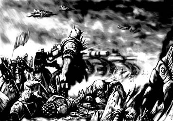 Sebastian Yarrick - hero of Armageddon by Tulikoura
