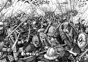 Battle of Five Armies: Warriors of Dain