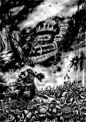 Fall of Helsreach by Tulikoura