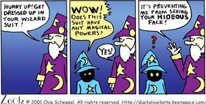 Zootz -The Black Mage's Secret