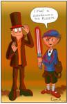 Professor Layton and LUKE