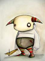 Earl the BULL by UMINGA