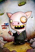 WAR PIG by UMINGA