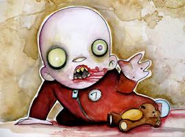 ZOMBIE BABY by UMINGA