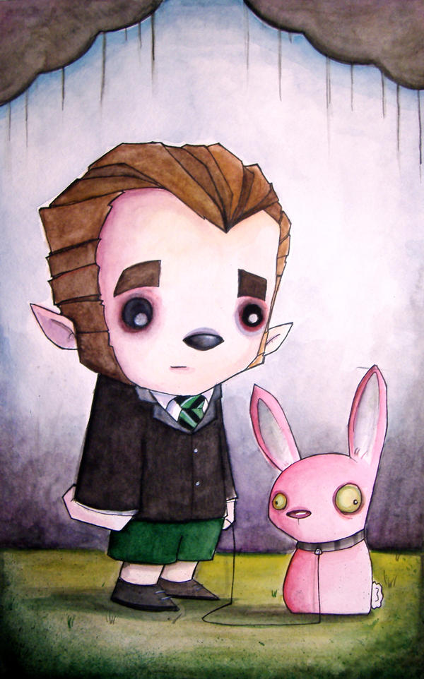 CHUCK and rabbit by UMINGA