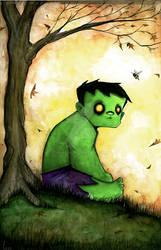 Sad Hulk