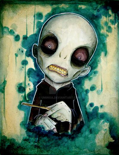 Lord Voldemort by UMINGA