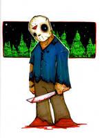 Jason: Friday the 13th by UMINGA