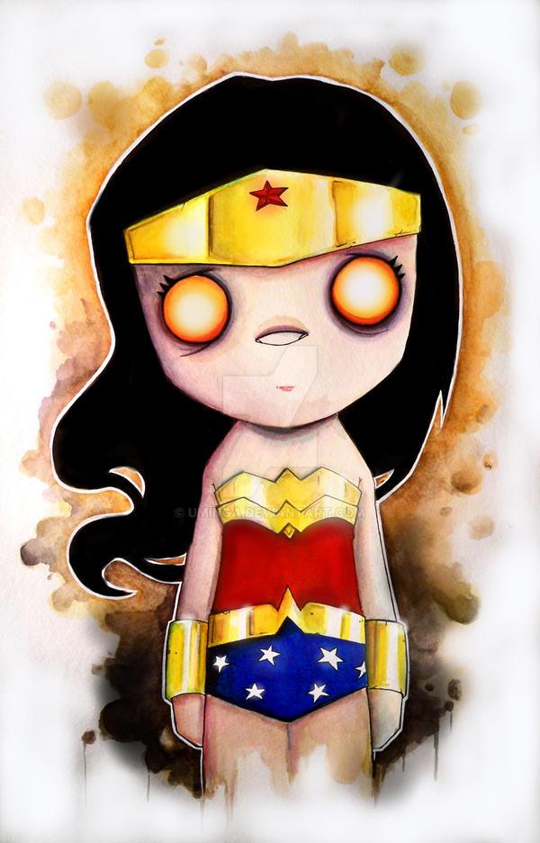 Wonder Woman by UMINGA