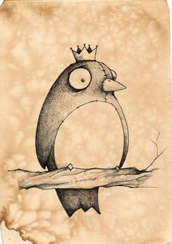 Dwight:the bird King
